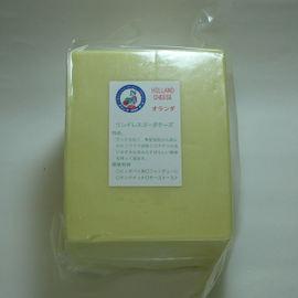 リンドレスゴーダチーズ1kgカット