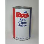 RAS シークラムジュース 1.36L【貝の煮汁